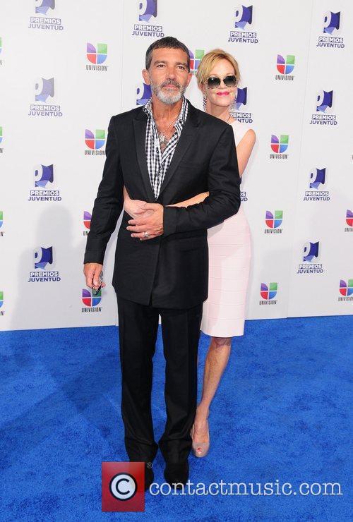 Antonio Banderas and Melanie Griffith 10