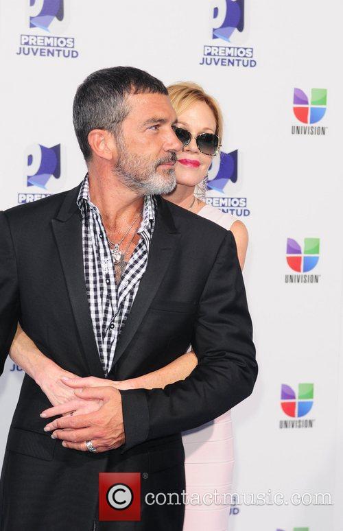 Antonio Banderas and Melanie Griffith 9