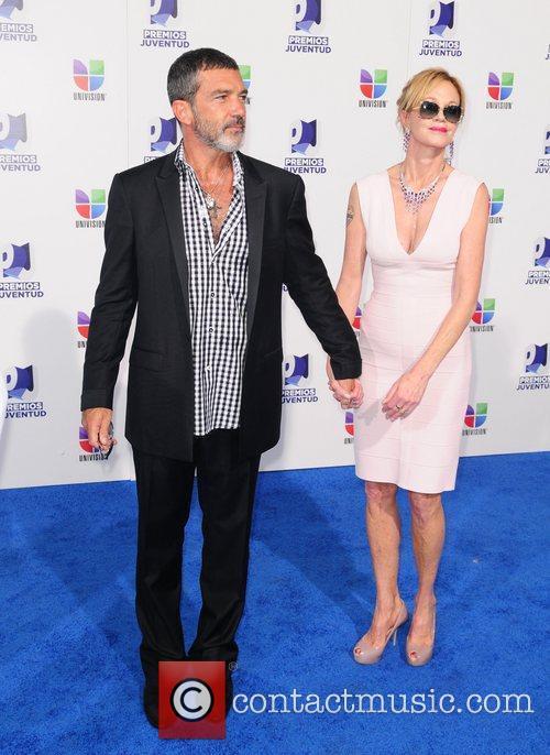 Antonio Banderas and Melanie Griffith 8