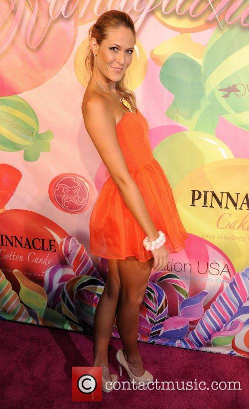 Sarah Carroll The 6th Annual Kandyland Party at...