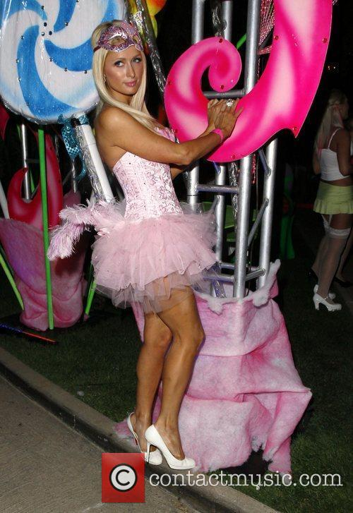 The 6th Annual Kandyland Party at the Playboy...