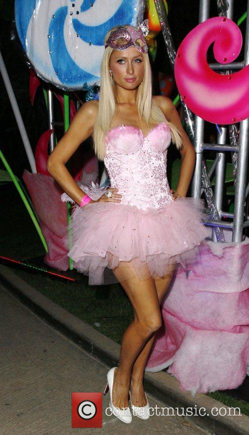 Paris Hilton The 6th Annual Kandyland Party at...