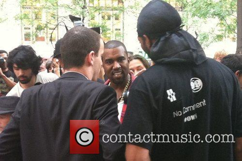 Kanye West and Wall Street 3