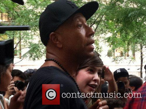 Russell Simmons and Wall Street 3