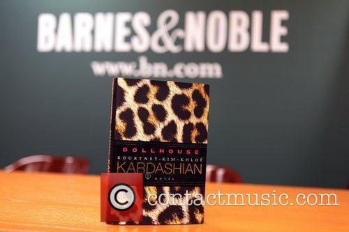 Atmosphere new book 'Dollhouse' by the Kardashian sisters...