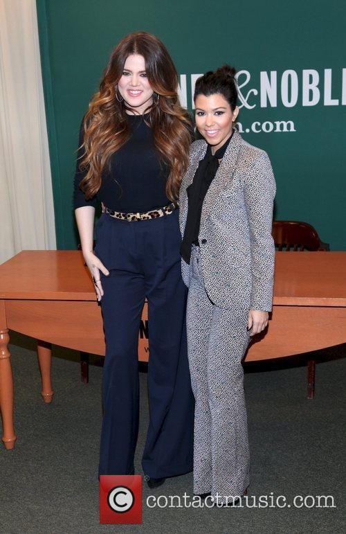 Khloe Kardashian and Kourtney Kardashian 27