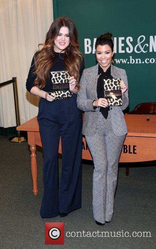 Khloe Kardashian and Kourtney Kardashian 20