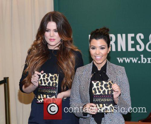 Khloe Kardashian and Kourtney Kardashian 22