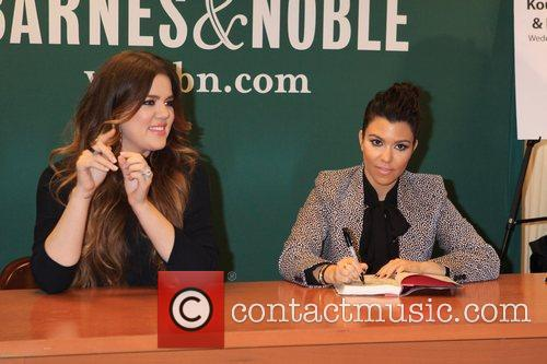 Khloe Kardashian and Kourtney Kardashian 33