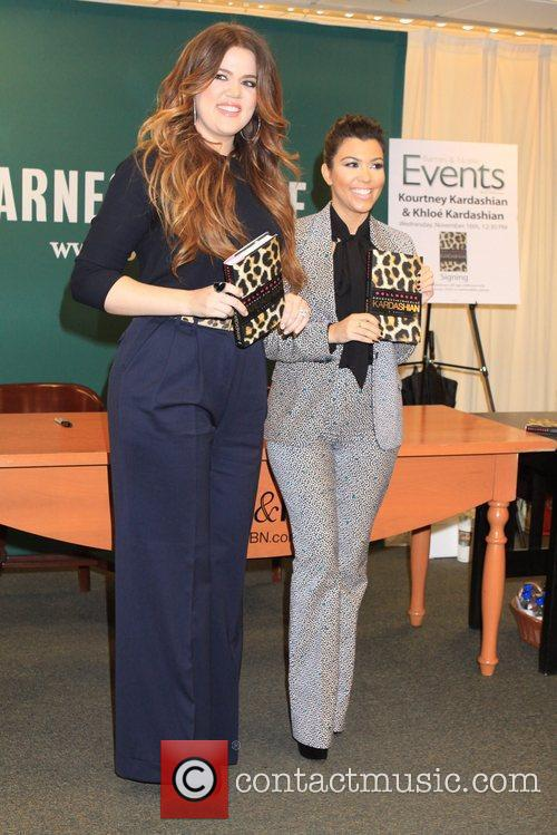 Khloe Kardashian and Kourtney Kardashian 31