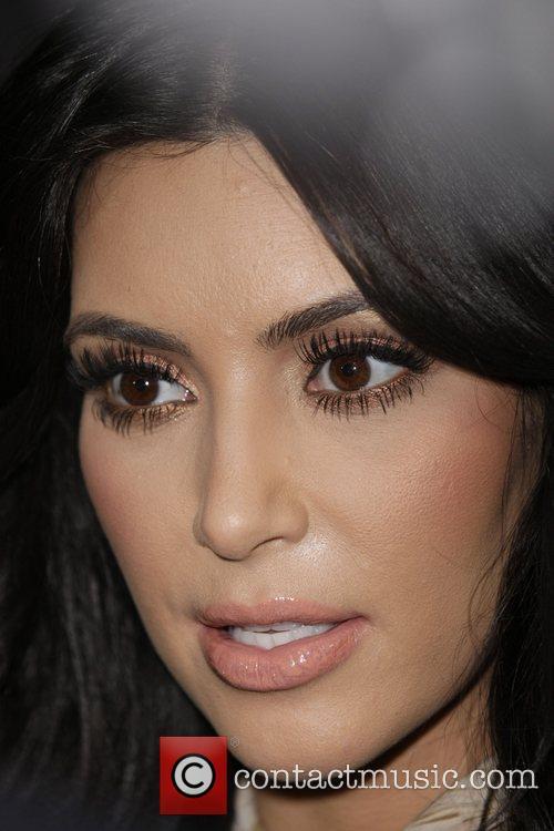 Kim Kardashian The launch of Kardashian Kollection handbags...