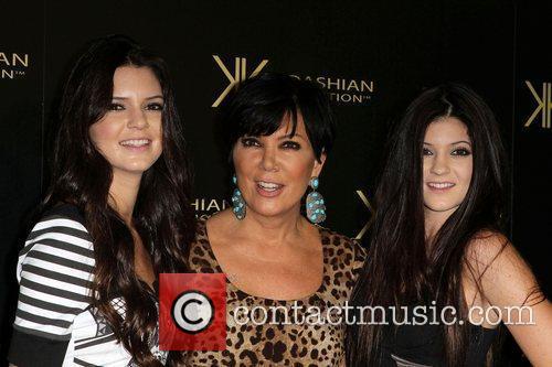 Kendall Jenner, Kris Jenner and Kylie Jenner 2