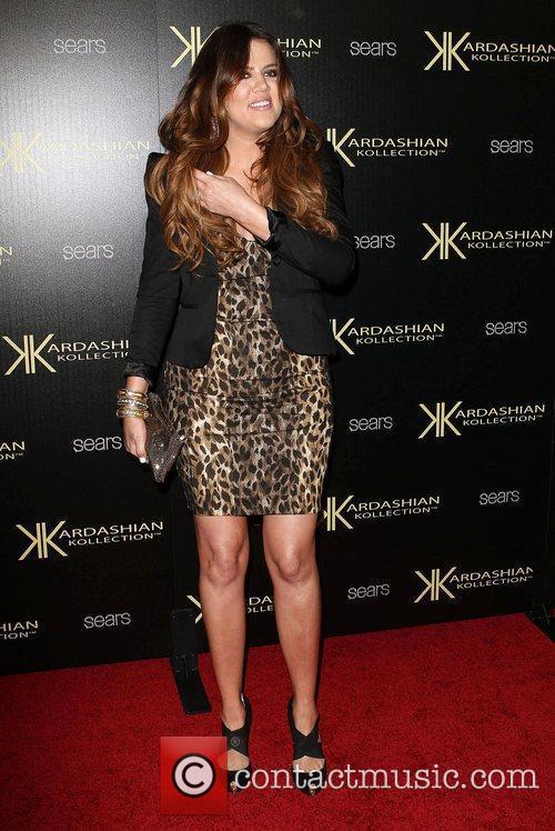 Khloe Kardashian and Kim Kardashian 4