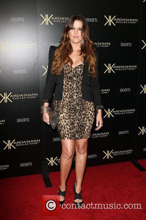 Khloe Kardashian and Samantha Harris 2