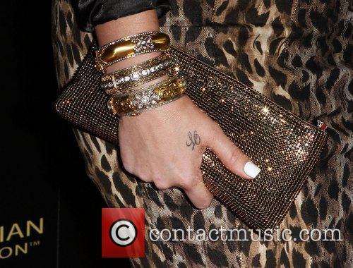 Khloe Kardashian and Samantha Harris 1