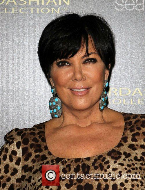 Kris Jenner  Kardashian Kollection Launch Party...