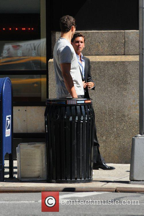 Scott Disick and Kris Humphries 14