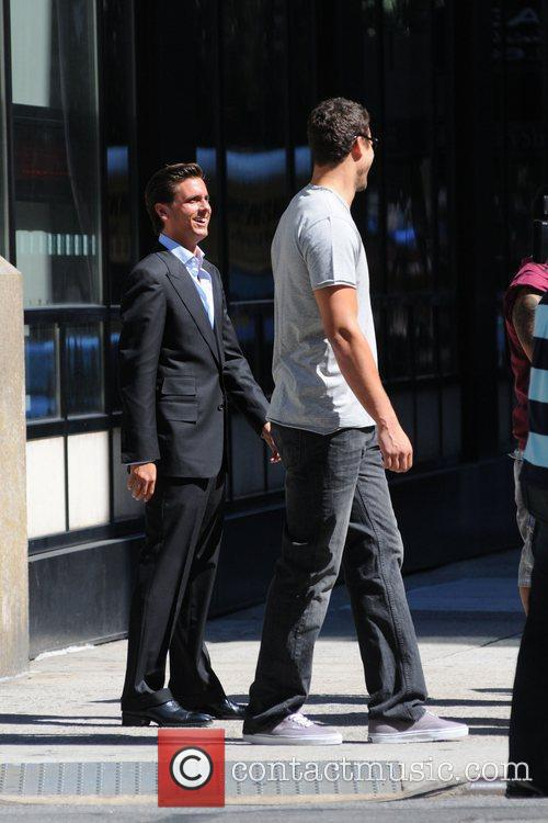 Scott Disick and Kris Humphries 20