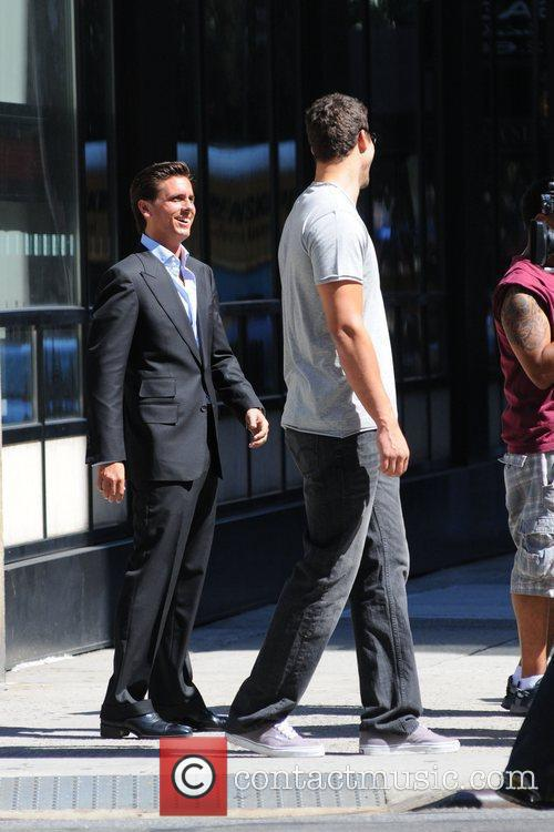 Scott Disick and Kris Humphries 11