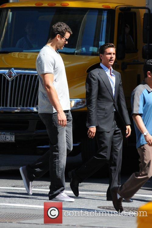Scott Disick and Kris Humphries 18