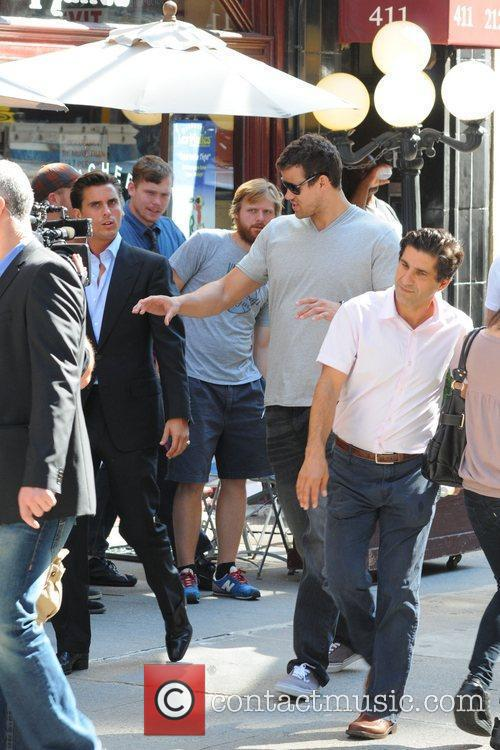 Scott Disick and Kris Humphries 1