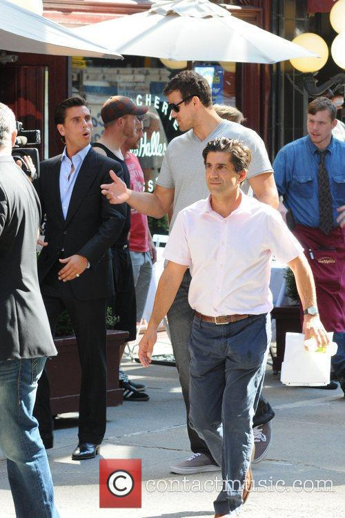 Scott Disick and Kris Humphries 38