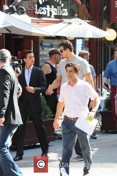Scott Disick and Kris Humphries 36