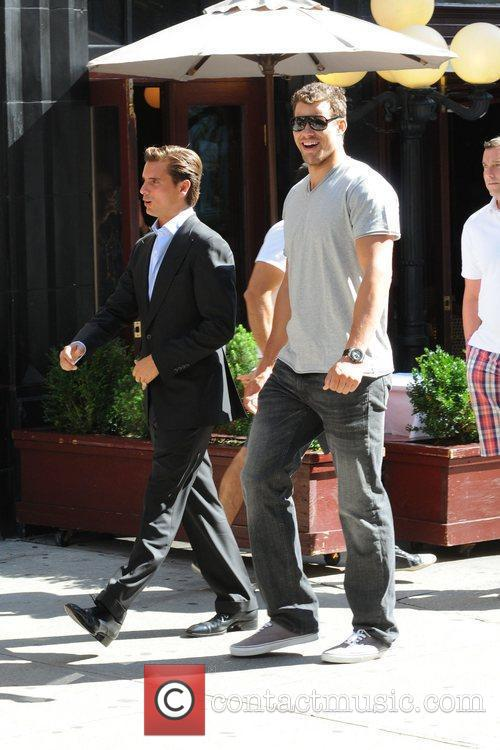 Scott Disick and Kris Humphries 47