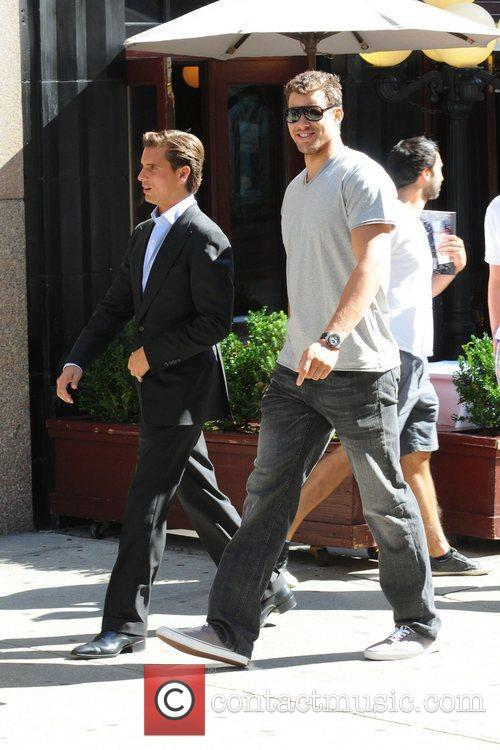 Scott Disick and Kris Humphries 21