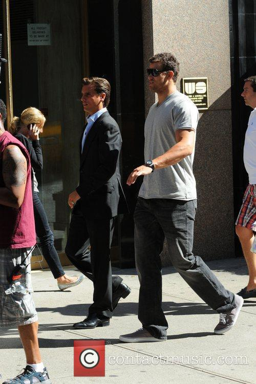 Scott Disick and Kris Humphries 6