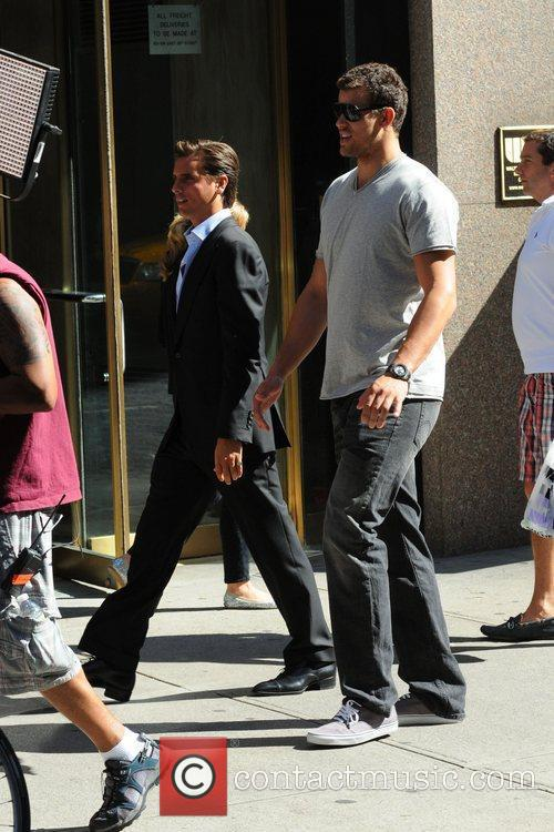 Scott Disick and Kris Humphries 49