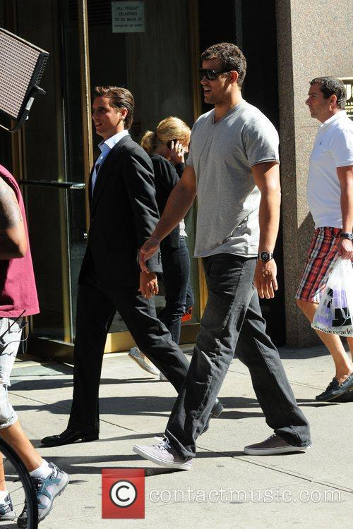 Scott Disick and Kris Humphries 9