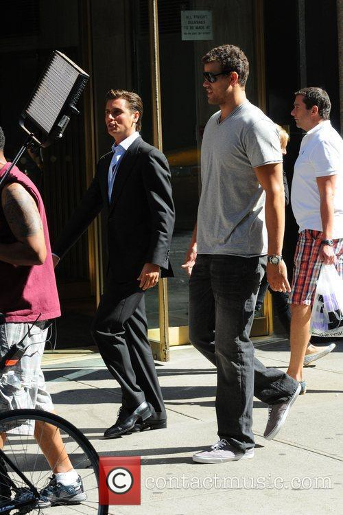 Scott Disick and Kris Humphries 39