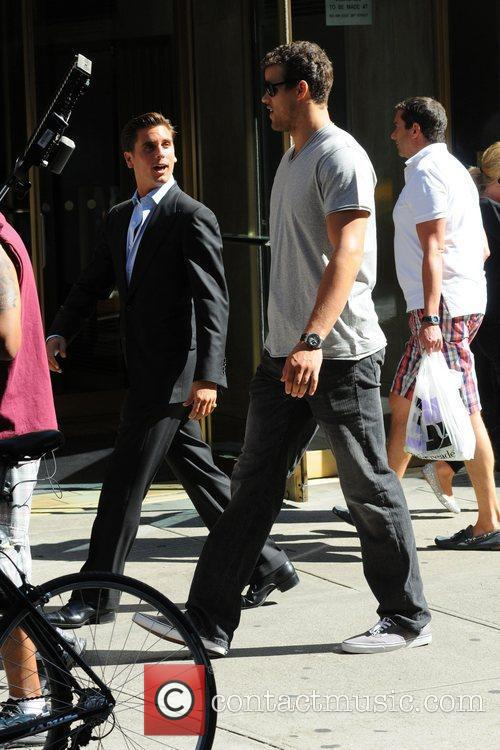 Scott Disick and Kris Humphries 30