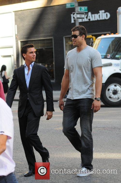 Scott Disick and Kris Humphries 50