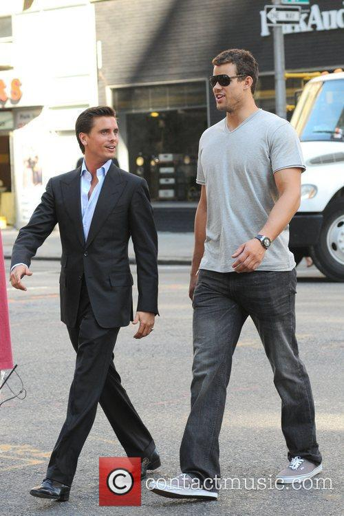 Scott Disick and Kris Humphries 33