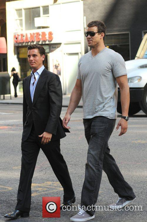 Scott Disick and Kris Humphries 31