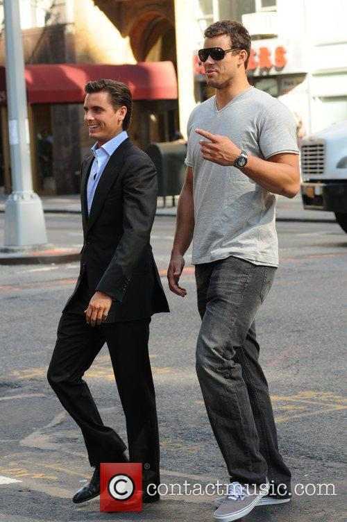 Scott Disick and Kris Humphries 22