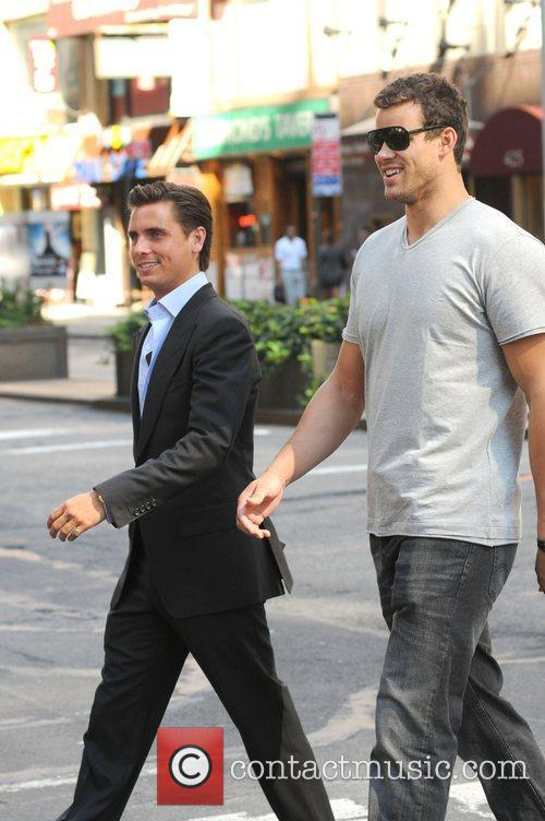 Scott Disick and Kris Humphries 28