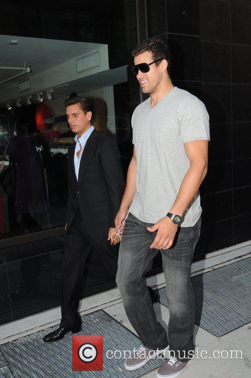 Scott Disick and Kris Humphries 13