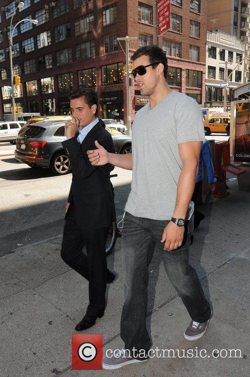 Scott Disick and Kris Humphries 16