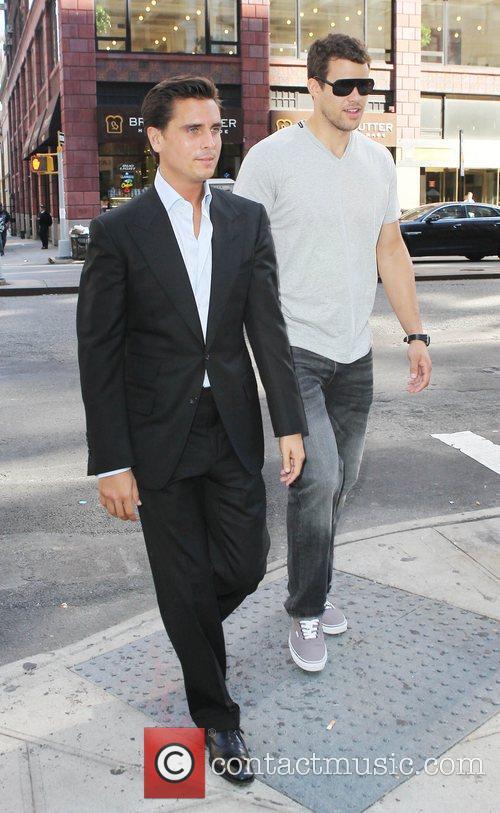Scott Disick and Kris Humphries 1