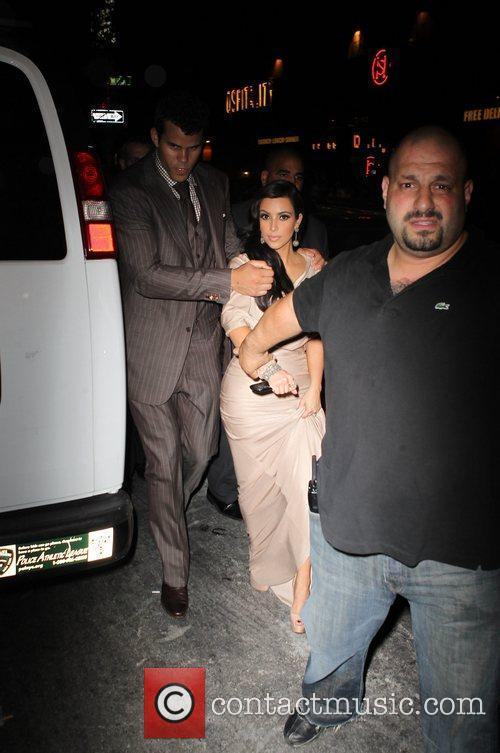 Kris Humphries and Kim Kardashian 5