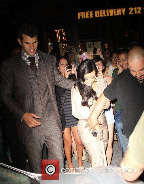 Kris Humphries and Kim Kardashian Colin Cowie and...