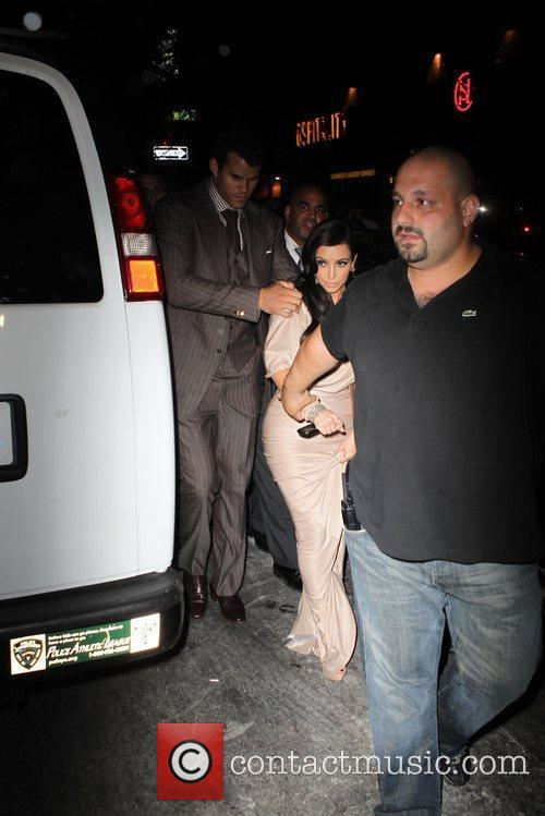 Kris Humphries and Kim Kardashian 4