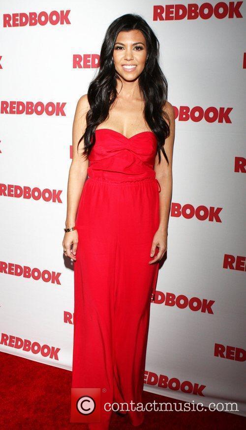 Kourtney Kardashian Redbook Magazine celebrates its first-ever family...