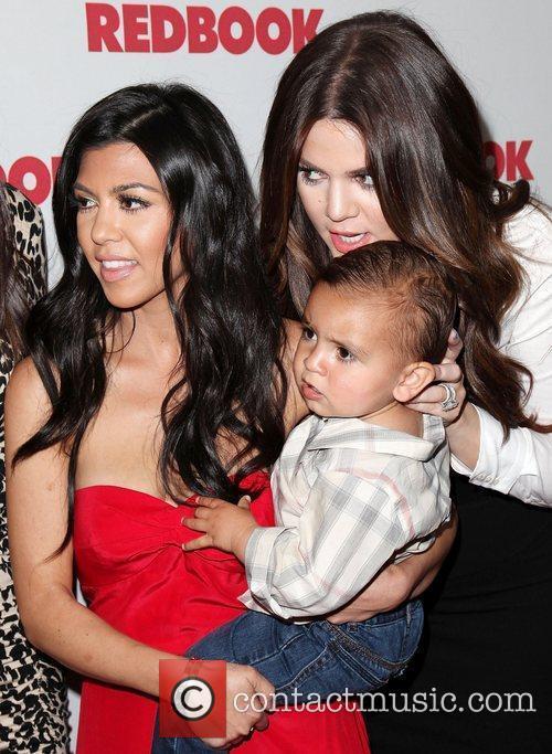 Kourtney Kardashian and Khloe Kardashian 10