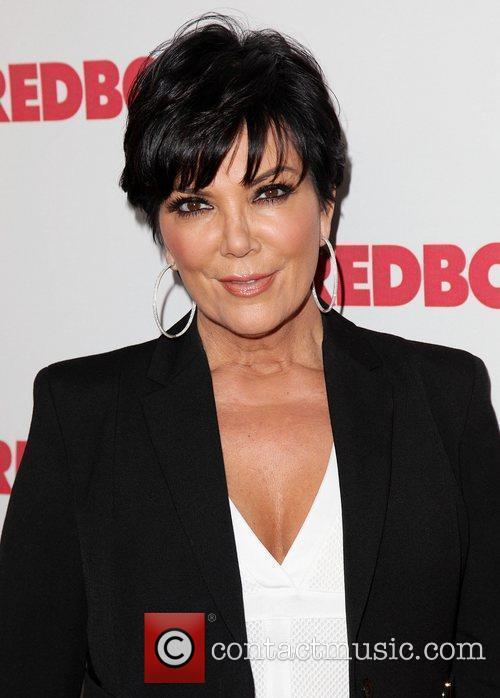 Kris Kardashian Redbook Magazine celebrates its first-ever family...