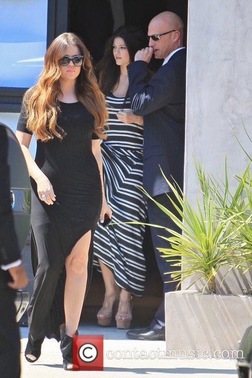 Khloe Kardashian and Kylie Jenner 2