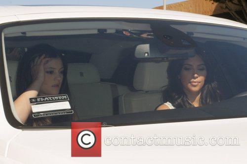 Kylie Jenner and Kim Kardashian 3